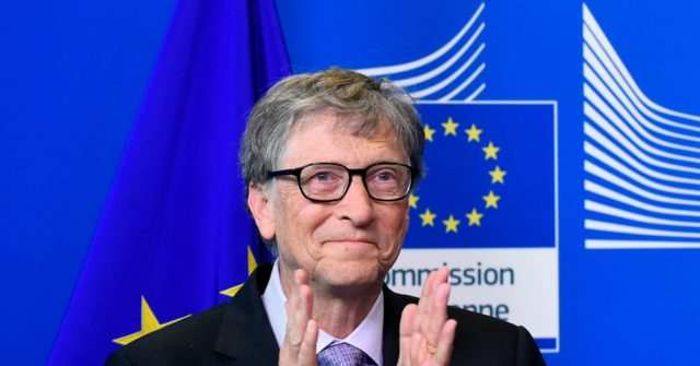 Bill Gates Applauds World's Worst Polluter China for 'Making Climate a Priority' - Breitbart