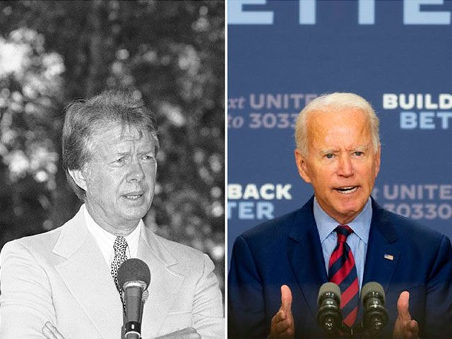 Jimmy Carter, Joe Biden