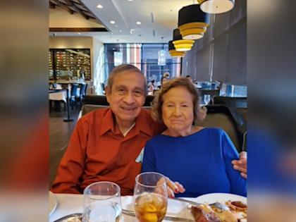 Andres Carrillo, 84, andEva Carrillo, 83