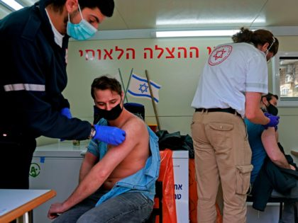 Half of Israelis Have Had at Least One Coronavirus Jab: Ministry