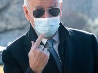Nearly 100,000 in U.S. Died from Coronavirus in Biden's First Month