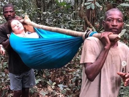 Ashley Judd has recounted a painful ordeal she believes almost cost her leg after tripping in a Congolese rainforest and having to be evacuated by motorbike.