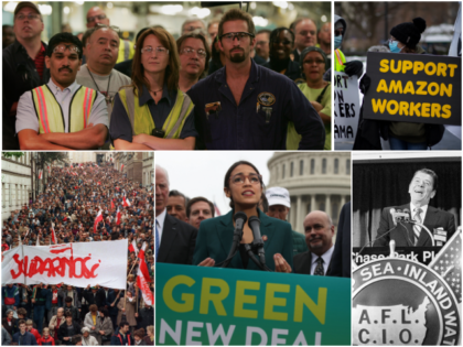 Pinkerton: Labor Unions Are the Bulwark Against AOC's Socialism