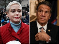 Rose McGowan: 'I Completely Stand By' Andrew Cuomo's Accuser