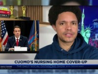 Trevor Noah Mocks 'People Who Praised Andrew Cuomo Last Year'