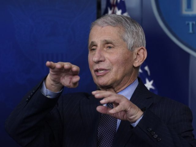 Anthony Fauci: Military Members Skipping Vaccine Are Inadvertently 'Part of the Problem'