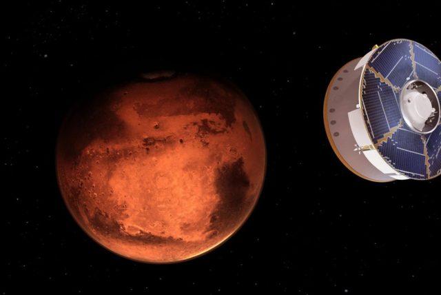 Watch live: NASA's Perseverance rover nears Mars landing