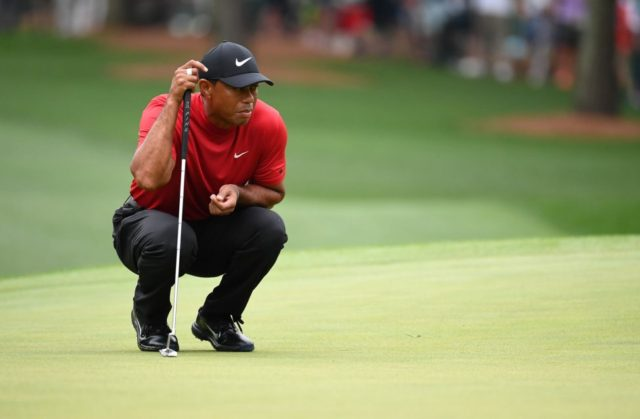 Rory McIlroy, others wear Sunday red at WGC-Workday to honor Tiger Woods