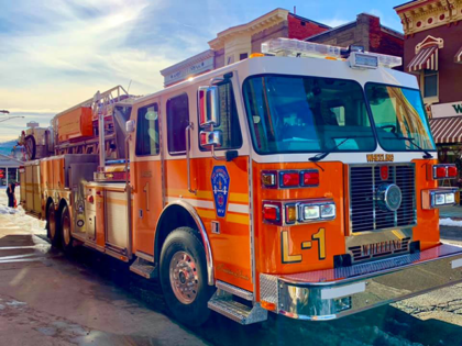 Wheeling, WV Fire Department
