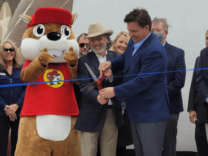 Great to be in Daytona Beach for the grand opening of Buc-ee's located off I-95 and LPGA Blvd. Buc-ee's is the Shangri-La of service stations and will be a hit with locals and visitors alike. Florida is proud to lead on new business openings!