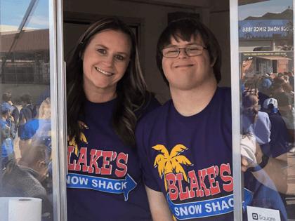 Mary Ann and Blake