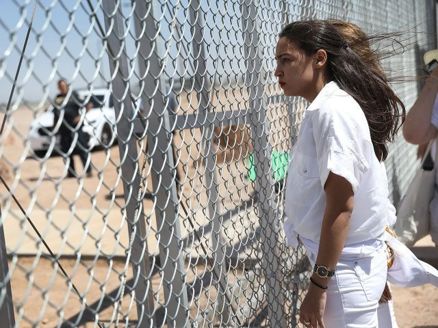 AOC at the border