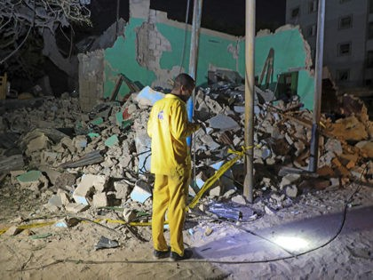 At Least 20 Killed by Al-Shabab Suicide Car Bombing in Somalia's Capital