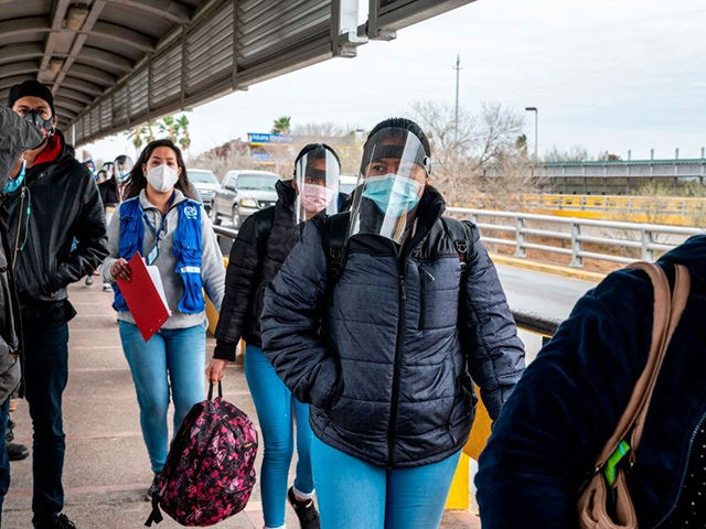 Nolte: Sociopath Joe Biden Imports the Coronavirus from Mexico