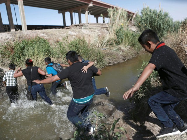 Pew: 20 Percent More Americans Call Illegal Immigration 'Very Big Problem' Under Joe Biden