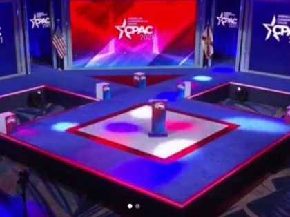 CPAC Stage Design