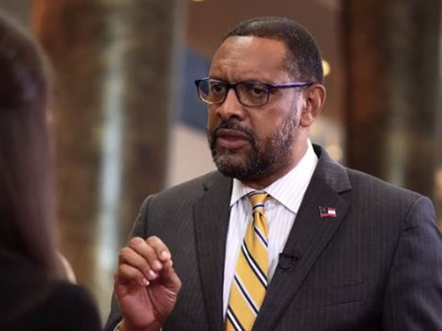 Exclusive – Vernon Jones on Joining GOP: 'Independent-Thinking Black Men Like Me' Not Welcome in Democrat Party