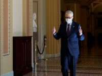 Senate Passes Partisan $1.9 Trillion Coronavirus Package