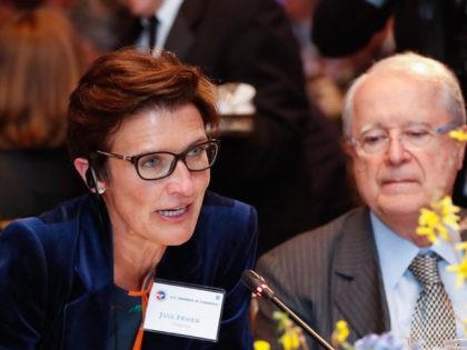 Citigroup CEO Jane Fraser