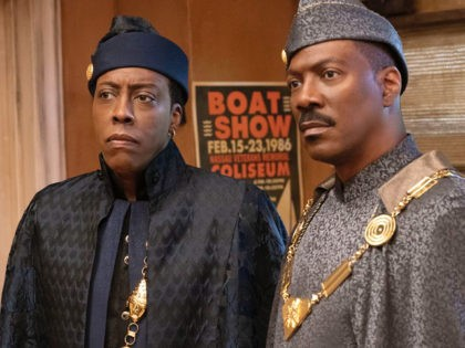'Coming 2 America' Review: A Rerun of the Original Written by Unfunny Woketards