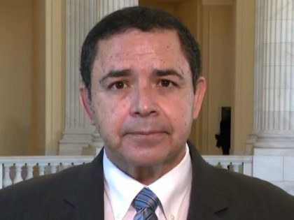 Dem Rep. Cuellar on the Border: 'It's Not a Crisis Yet, But It's Going to Get There Very Soon'