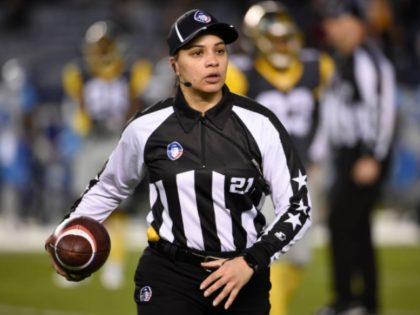 Maia Chaka Becomes NFL's First Black Female Official