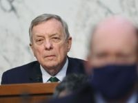 Durbin: Those Storming Capitol Might As Well Have Worn White Robes
