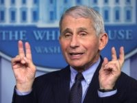 Dr. Anthony Fauci: I Do Not Think We'll Be Back to Normal by March 2022