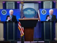 Joe Biden Has Not Held Solo Press Conference in 42 Days, Setting 100-Year Record
