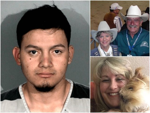 Illegal Alien Pleads Guilty, Gets Life in Prison for Murdering Four Americans