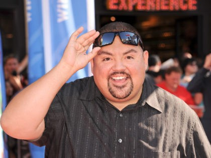 "Gabriel Iglesias arrives at the world premiere of ""Disney's Planes"" at the El Capitan Theatre on Monday, August 5, 2013 in Los Angeles. (Photo by Richard Shotwell/Invision/AP)"