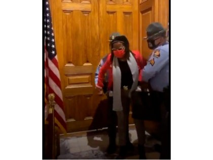 Georgia Legislator Detained