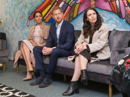 Ardern: Meghan Interview Unlikely to Turn New Zealand Into a Republic
