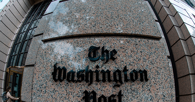 Washington Post Still Gives Trump 'Four Pinocchios' for Pushing Back on Partially Discredited 'Russia Bounties' Story