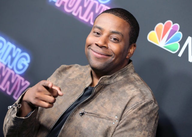 """LOS ANGELES, CALIFORNIA - JUNE 26: Kenan Thompson attends the premiere of NBC's """"Bring The Funny"""" at Rockwell Table & Stage on June 26, 2019 in Los Angeles, California. (Photo by David Livingston/Getty Images)"""