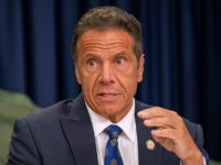 Gov. Andrew Cuomo: 'I Never Touched Anyone Inappropriately'