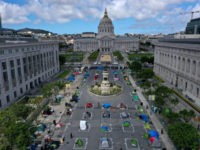 San Francisco Doles out $16.1M to Provide 262 Tents for Homeless Residents