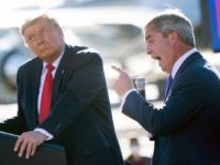 CPAC Speech Proved It's Still Donald Trump's Republican Party, Says Brexit's Farage