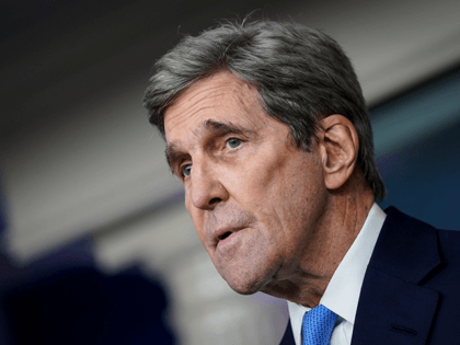 Kerry on China: 'Yes, We Have Big Disagreements' — 'But Climate Has to Stand Alone'