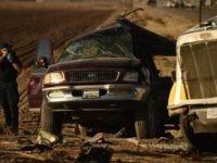 CBP: Crash Killing 13 Migrants May Be Linked to Breach in Old California Border Wall