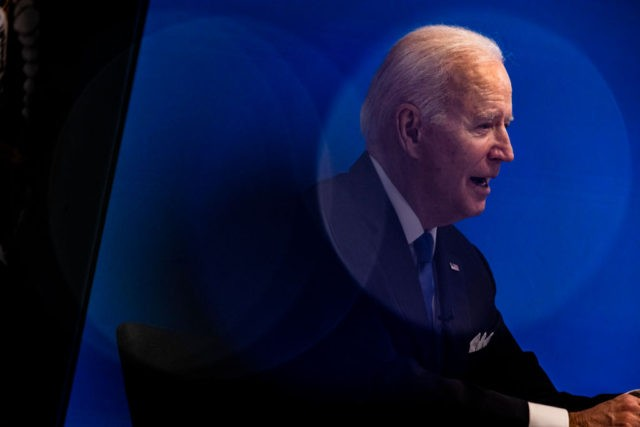 Brain Freeze: Joe Biden Struggles While Touting His $1.9 Trillion Spending Plan