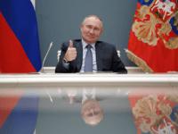 Vladimir Putin Dismisses Joe Biden as 'Career Man' with Fake 'Macho' Posturing