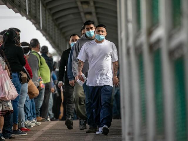 Biden Admin Expels 70K Migrants in February -- Continuing Trump's CDC COVID Rule