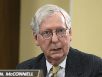 McConnell: 'Highly Unlikely' GOP-Led Senate Would Let Biden Fill SCOTUS Seat in 2024