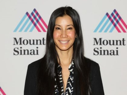 Journalist Lisa Ling attends the Mount Sinai Women's Health Day of Learning and Luncheon on November 13, 2014 in New York City. (Photo by Monica Schipper/Getty Images for Mount Sinai Health System)