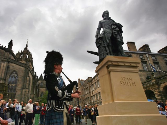 Grave of 'Father of Capitalism' Adam Smith Targeted by BLM-Inspired Slavery Review
