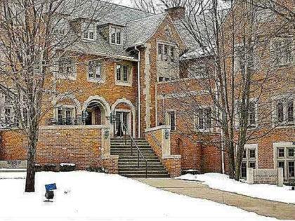 Indiana University Bloomington's Kappa Kappa Gamma sorority house