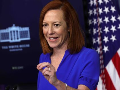 Jen Psaki (Alex Wong / Getty)