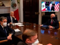 Joe Biden Hosts Video Conference with President of Mexico: 'We Are Equal'