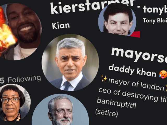 Labour Tik Tok